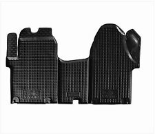RENAULT TRAFIC 2001-2014 Rubber Car Floor Mats All Weather Alfombras Goma Auto