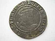 1526-44 Henry VIII Groat second coinage GF