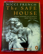 Nicci French The Safe House 2-Tape Audio Harriet Walter Thriller (Gerrard/Sean)