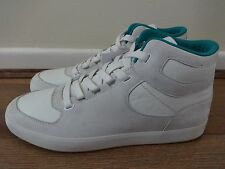 Lacoste Live Vedren PLM mid shoes trainers off white uk 8 eu 42 us 9 NEW + TAG