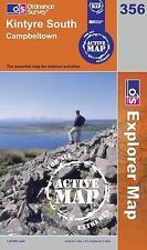 Ben Nevis & Fort William - OS Explorer ACTIVE Map 392(NEW 2006 folded sheet map)