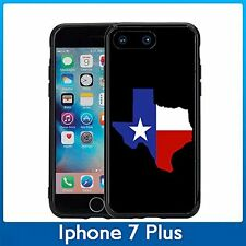 Texas Flag State Shape For Iphone 7 Plus (5.5) Case Cover By Atomic Market