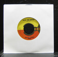 "The Tip Tops / David Lastie - Jack The Ripper VG- 7"" Vinyl 45 Soul Chess 1800"