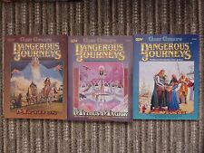 Dangerous Journeys Roleplaying Game Vol 1,2 & 3 - Paperback Book's