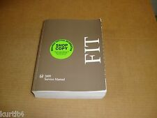 2009 Honda Fit service shop dealer repair manual