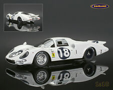 Ferrari 365 P2 N.A.R.T. Le Mans 1966 Bondurant/Gregory, Tecnomodels 1:18, NEW