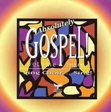 Various Artists: Absolutely Gospel 3  Audio Cassette