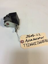 26602-26600-71 Toyota Forklift 8FGU15 Good Used Accelerator 2601-22