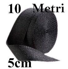 10MT BENDA BENDE FASCE SCARICHI MARMITTE NASTRO TERMICO COLLETTORI ENDURO RACER