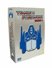 Transformers: Season 1 [DVD] Jay Bacal, John Gibbs, John Brand New and Sealed