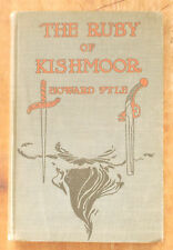 1908 THE RUBY OF KISHMOOR by Howard Pyle FIRST EDITION Color Plates