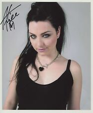 Amy Lee (Evanescence) SIGNED Photo 1st Generation PRINT No'd + Certificate / 4
