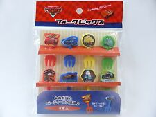 Disney Cars Food Fork Picks Bento Accessories FREE SHIPPING