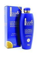 """Fair and White Exclusive Body Lotion with Pure Vitamin """"C"""" 500ml"""