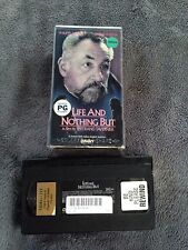 Life and Nothing But (1989) - VHS Video Tape - French Drama - Subtitled - Drama