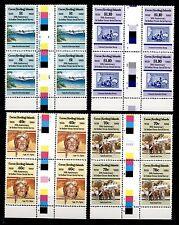 ISOLE COCOS - 1989 - Cinquantenario del primo rilievo aereo dell'Oceano Indiano