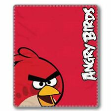 Angry Birds Red Bird Fleece Blanket