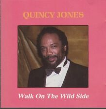 CD Album Quincy Jones Walk On The Wild Side (Bossa Nova U.S.A.) OMN 46
