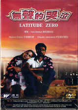 Latitude Zero DVD Debora Duboc Claudio Jaborandy NEW R0 English Subtitles