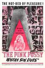 Pink Pussy Poster 01 A4 10x8 Photo Print