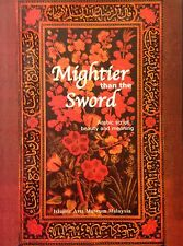 Mightier than the Sword: Arabic Script: Beauty and Meaning