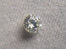 New Genuine Natural White Full Cut Round Diamond 4pc Lot 1.5mm G/VVS Melee Loose