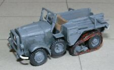 MGM 80-209 1/72 Resin WWII German Heavy Truck Kaelble Z6 R3A