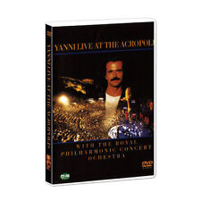 YANNI / Live At The Acropolis (1994) DVD *NEW