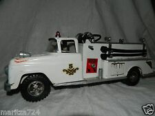 TONKA 1959 PUMPER FIRE TRUCK, WITH  restorable parts included