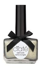 NEW! Ciate Paint Pots Nail Polish Lacquer in GLAMETAL ~Full Size Glamorous metal