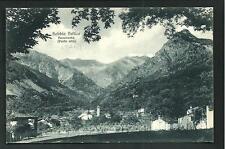 Bobbio Pellice ( Torino ) : Panorama - cartolina indicativamente anni '30