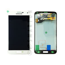 Touchscreen Digitizer LCD Assembly for White Samsung Galaxy S5 G900A G900T G900