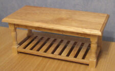 1/12, Dolls House Miniature Kitchen Utility Table Unit Furniture BN Wooden LGW