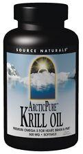 Source Naturals ArcticPure Krill Oil 500mg, 60 Softgels