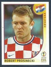 PANINI KOREA/JAPAN WORLD CUP 2002- #486-CROATIA & PORTSMOUTH-ROBERT PROSINECKI