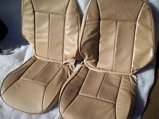 Mercedes Benz W210 chasis E class 1999-2002 Front leather factory seat covers 4