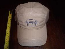 YTO DFH Rabtrak Tractor Cap/Baseball hat  Jack Wolfskin BEIGE x1+1x red paperbag