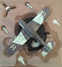 iXO Flat G. 55 Italy Aircraft Scale 1:72 Die cast Collectible