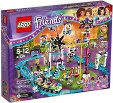 Lego 41130 Friends Amusement Park Roller Coaster BRAND NEW SEALED