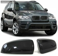BMW X5 E70 06-13 Carbon M Performance mirror covers fiber Wing mirrors cover cap