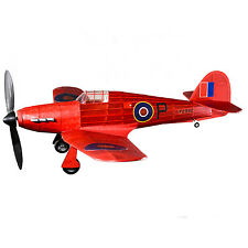 The Vintage Model Company - Hawker Hurricane Balsa Wood Model Plane Kit