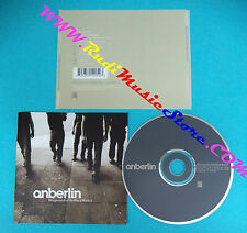 CD ANBERLIN Blueprints for the blackmarket 2003 TOOTH & NAIL no lp mc dvd