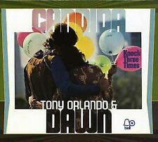 Tony Orlando & Dawn- Candida (Brand New Out of Print 2005 CD) Knock Three Times