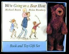 We're Going on a Bear Hunt Book and Toy Gift Set by Michael Rosen (2002,...