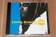 Lenny Kravitz ‎– Live - Does Anybody Out There Even Care? (1992) (CD)