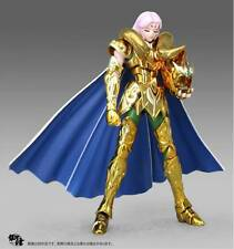 Galactic Nebula Saint Seiya Myth Cloth EX Aries Mu + Head of Kiki Action Figure