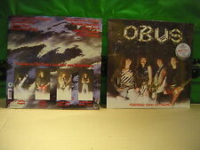 Obus ‎– PODEROSO COMO EL TRUENO 'LP MINT & SEALED 40 ANIVERSARIO LIMITED EDITION