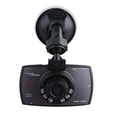HD DVR Recorder Videoregistrator KFZ Autodual-Kamera Dashcam Blackbox Nachtsicht