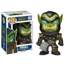 World of Warcraft Thrall Funko Pop Figure #31 NEW