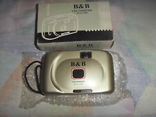 Brand New B&B 135 Film camera 28mm LENS for cheap sale
